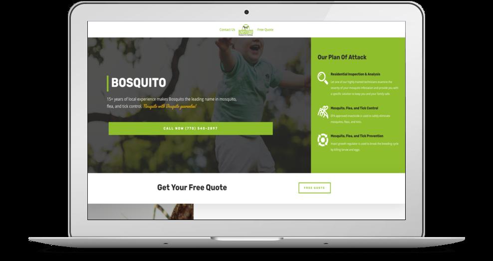 Bosquito Desktop
