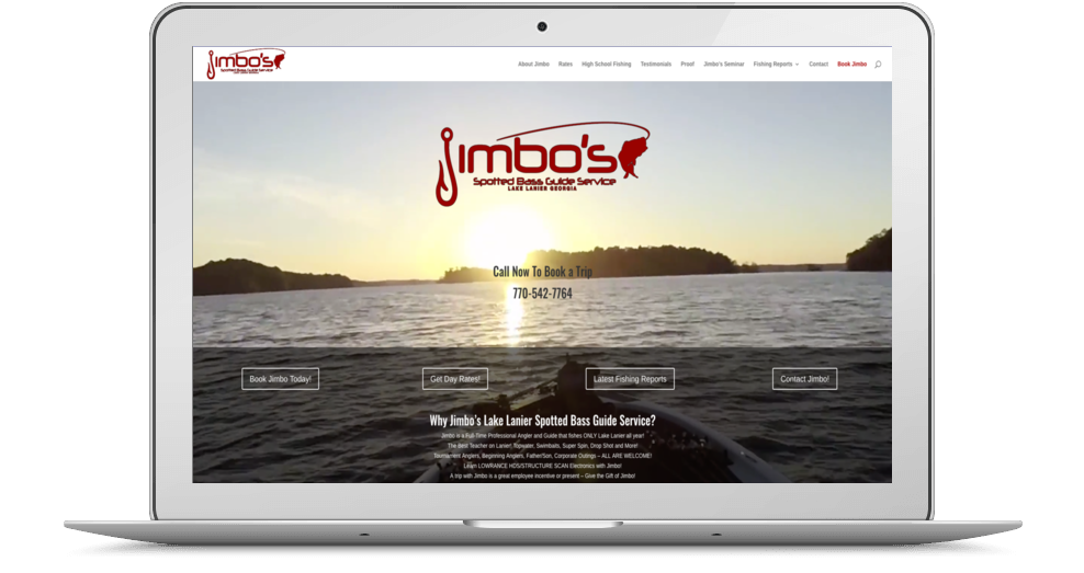 Jimbo On Lanier Desktop