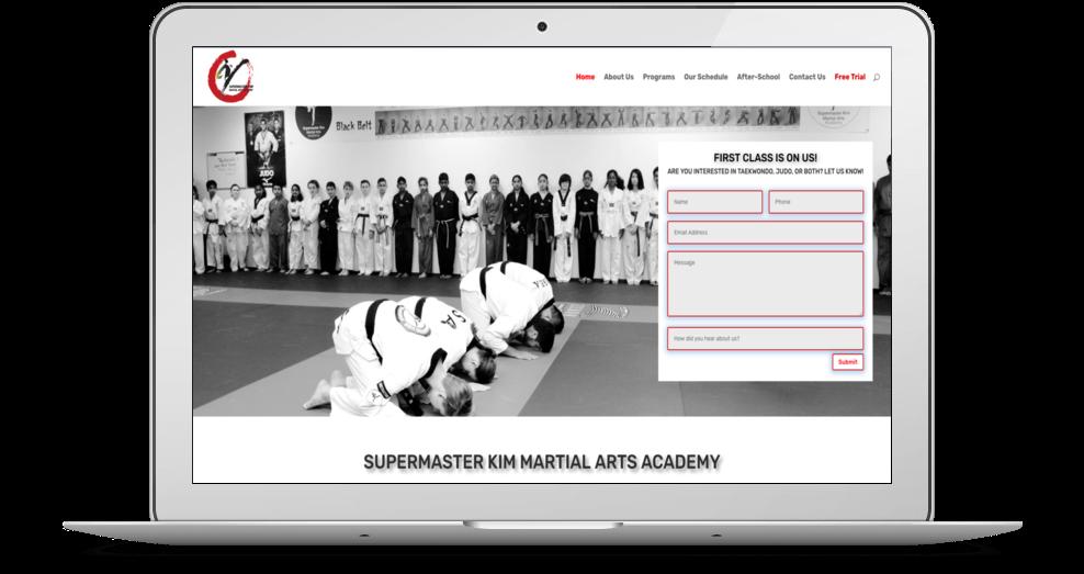 Supermaster Kim MAA Desktop